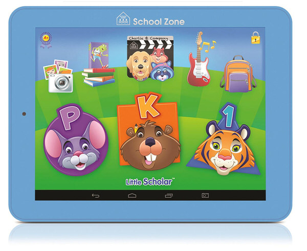 Little Scholar Android Tablet Built Tough For Kids #Giveaway #AD