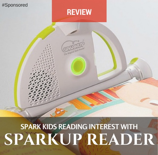 Spark Your Kids Love Of Reading With SparkUp
