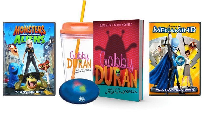 New Middle School Book Series, Gabby Duran And The Unsittables #Giveaway #GabbyDuran