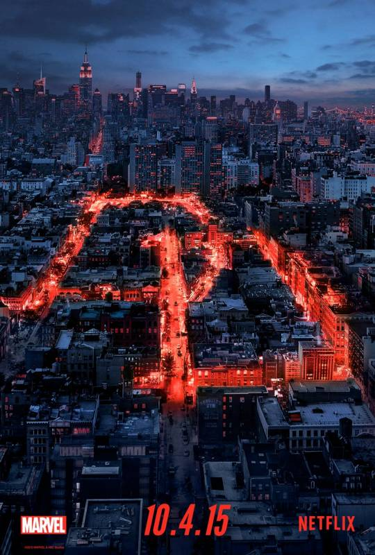 Marvel's Daredevil on Netflix is a Must See #StreamTeam #Daredevil