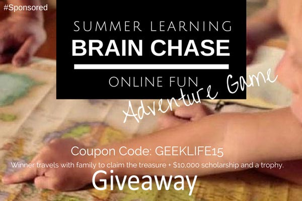 Online Summer Learning With Brain Chase #Giveaway #BrainChase #Sponsored