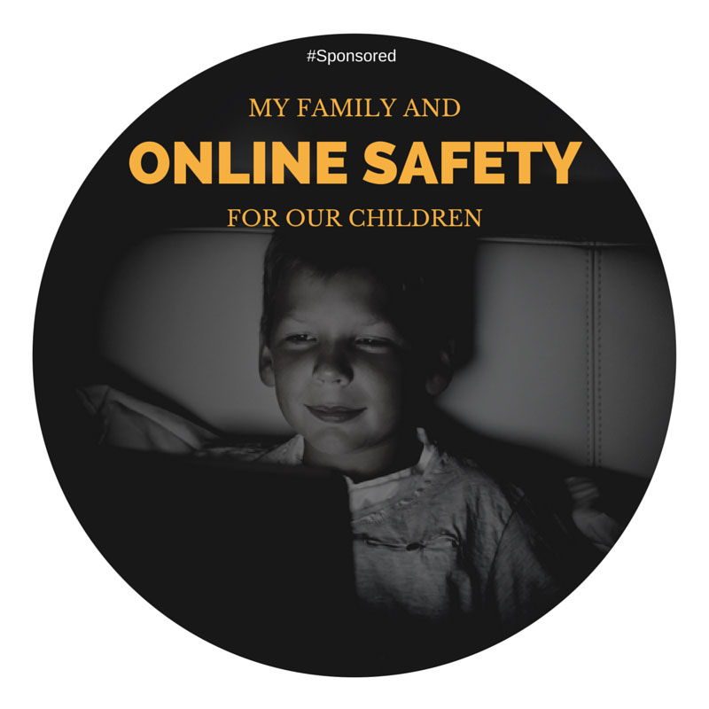 How our family deals with our children's safety online @domainME #spon