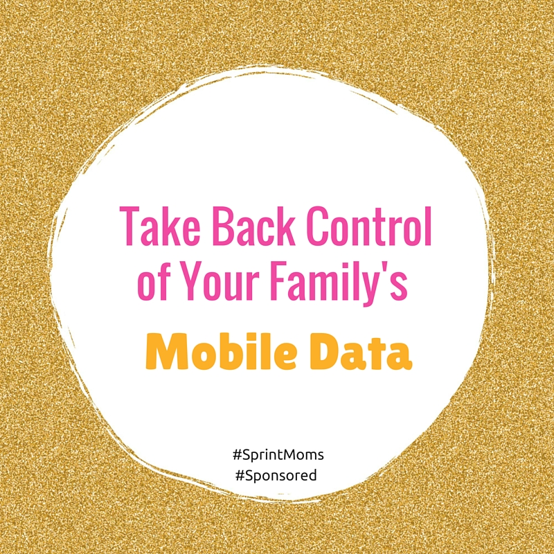 Take back control of your family's mobile data with Virgin Mobile #DataDoneRight plan (only at Walmart) #SprintMoms #IC #Sponsored