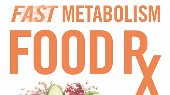Fast Metabolism Food Rx by Haylie Pomroy