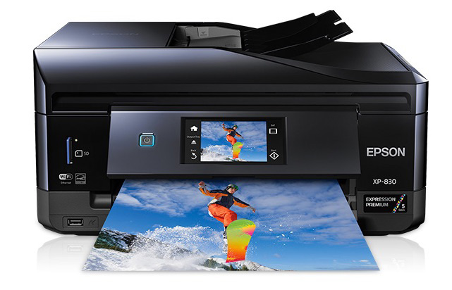 Epson Expression Premium XP-830 Small-in-One All-in-One Printer