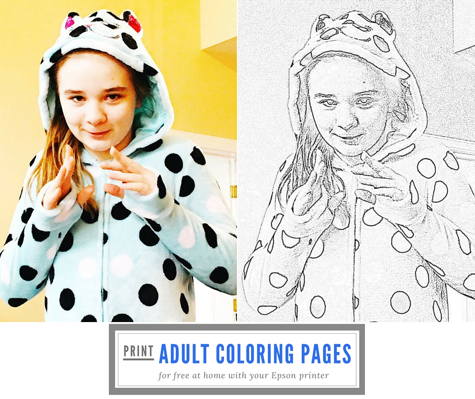 Print Your Own Coloring Pages For Adults Using An Epson Printer Scraps Of  My Geek Life