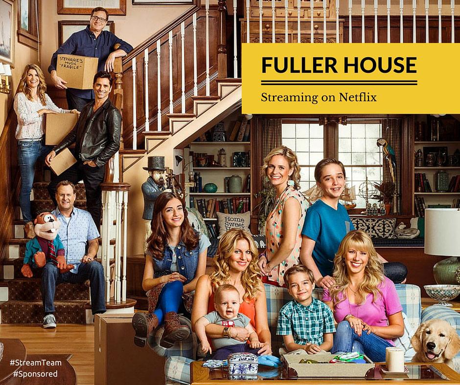 Fuller House Stream English
