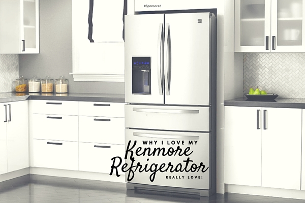 Kenmore Stainless Steel French Door Refrigerator from Sears