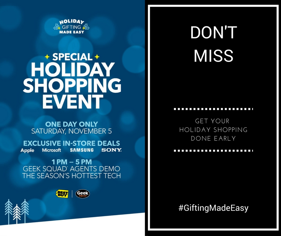 Best Holiday Shopping Online: Buy Your Gifts Early At The Best Buy Holiday Shopping
