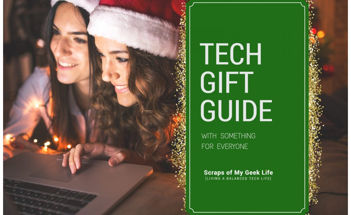 2016 Tech Gift Guide with Something for Everyone