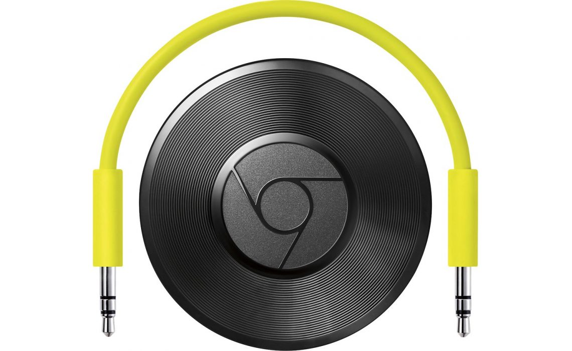 Google Chromecast Audio available at Best Buy. Fill your home with music.