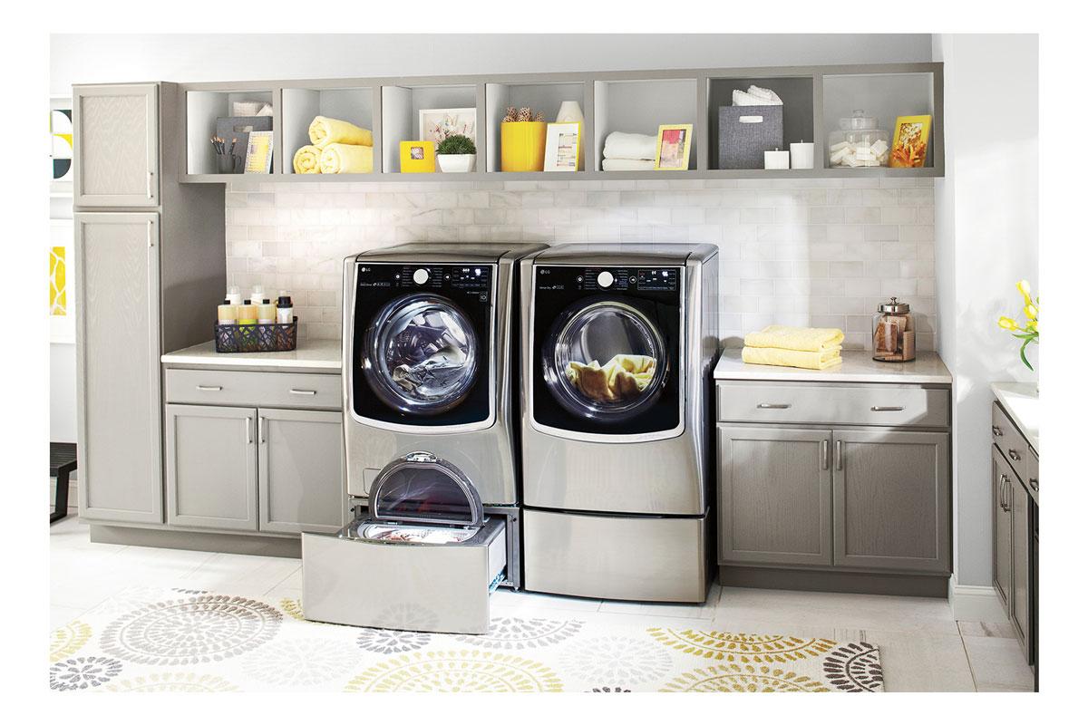 front load laundry @BestBuy @LG